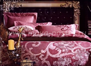 КПБ Жаккард TJ0400-01, евро размер в интернет-магазине Моя постель