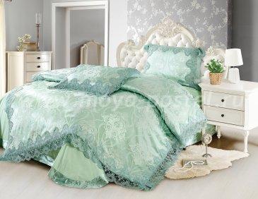 КПБ Жаккард Cristelle Blue marine TJ0600-31 в интернет-магазине Моя постель