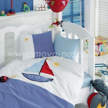 КПБ Cotton Box Ясли Ранфорс с Апликацией в интернет-магазине Моя постель