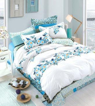 Постельное белье Twill TPIG2-373-70 двуспальное в интернет-магазине Моя постель