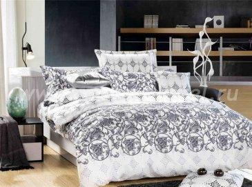 Постельное белье сатин TS05-776 семейное 2 наволочки в интернет-магазине Моя постель