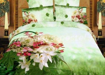 Кпб сатин TS02-209-70 двуспальный в интернет-магазине Моя постель