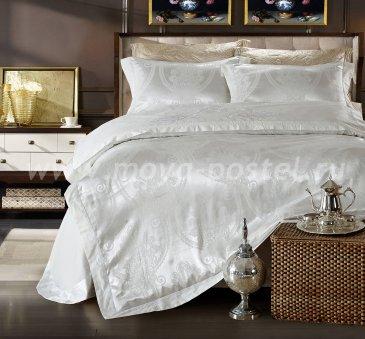 КПБ Cristelle Venice TJ112-26 Жаккард Семейный 2 наволочки в интернет-магазине Моя постель