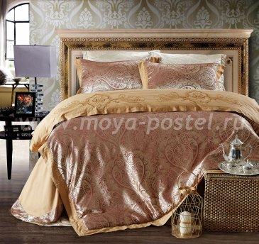 КПБ Cristelle Venice TJ112-21 Жаккард Семейный 2 наволочки в интернет-магазине Моя постель