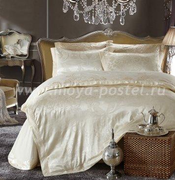 КПБ Cristelle Venice TJ112-27 Жаккард Семейный 2 наволочки в интернет-магазине Моя постель