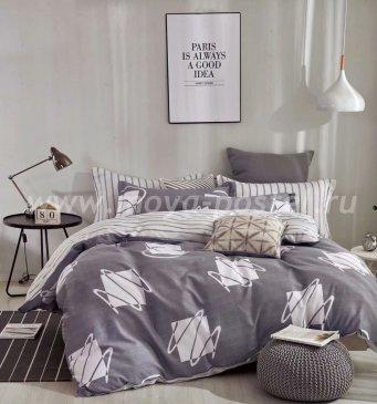 Постельное белье Twill TPIG6-556 евро 4 наволочки в интернет-магазине Моя постель