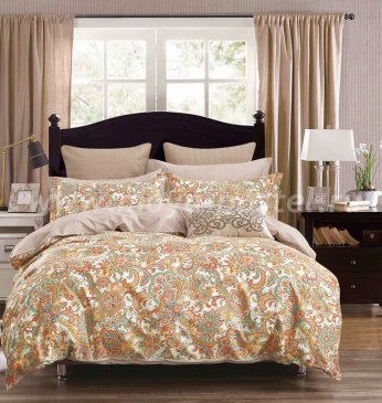 Постельное белье TPIG6-598 Twill евро 4 наволочки в интернет-магазине Моя постель