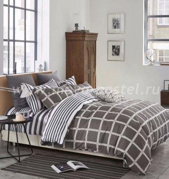 Постельное белье TPIG6-536 Twill евро 4 наволочки в интернет-магазине Моя постель
