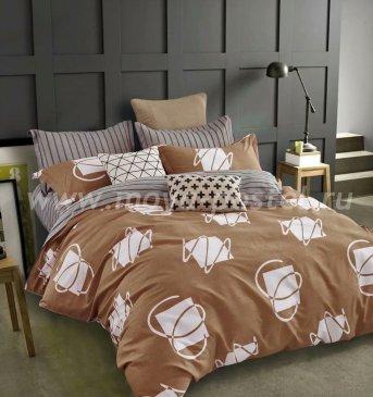 Постельное белье TPIG6-561 Twill евро 4 наволочки в интернет-магазине Моя постель
