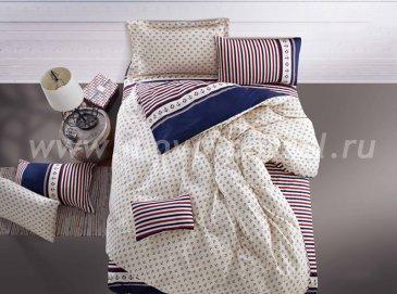 Постельное белье Twill TPIG6-526 евро 4 наволочки в интернет-магазине Моя постель
