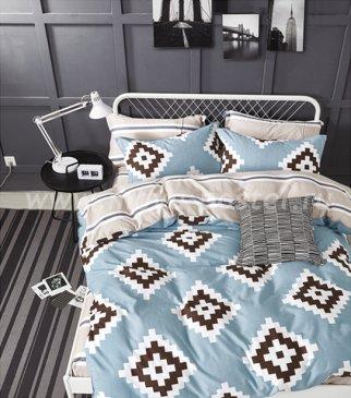 Постельное белье TPIG6-502 Twill евро 4 наволочки в интернет-магазине Моя постель