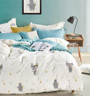 Кпб сатин TS01-X80 1,5 спальный в интернет-магазине Моя постель