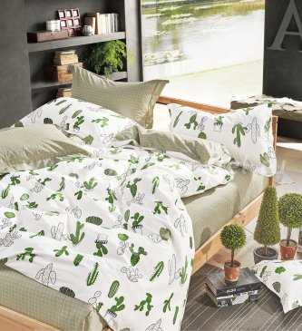 Постельное белье TS02-X64-70 двуспальное в интернет-магазине Моя постель