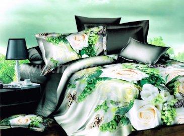 КПБ Dream Fly DF01-06 1,5 спальный Микросатин в интернет-магазине Моя постель