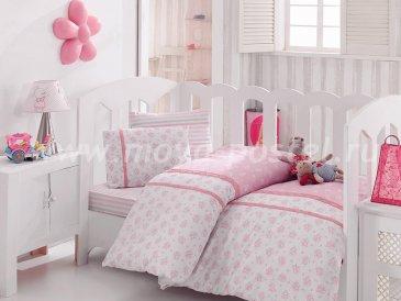 КПБ Cotton Box 1041-05 Ясли Ранфорс с вышивкой в интернет-магазине Моя постель