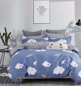 Twill 1,5 спальный (тучки) в интернет-магазине Моя постель