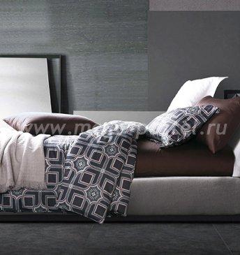 Кпб Египетский хлопок TIS07-134 евро 4 наволочки в интернет-магазине Моя постель