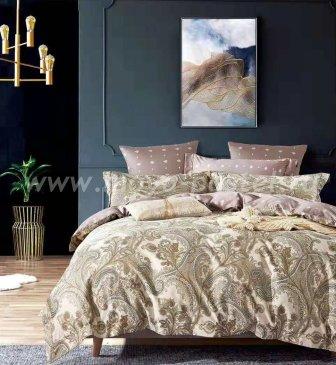 Постельное белье TIS07-140 евро 4 наволочки в интернет-магазине Моя постель
