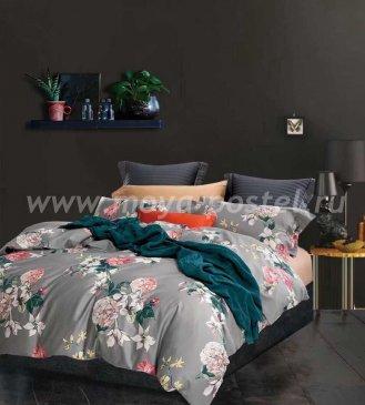 Кпб Египетский хлопок TIS07-149 евро 4 наволочки в интернет-магазине Моя постель