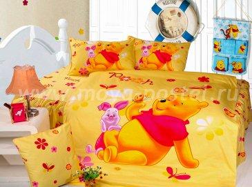 Кпб Детское 1,5 спальное (Винни Пух) в интернет-магазине Моя постель