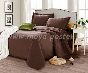 КПБ CIS07-25  Египетский хлопок однотонный в интернет-магазине Моя постель