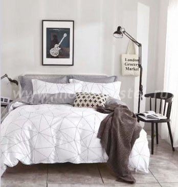 Постельное белье Twill TPIG4-527 полуторное в интернет-магазине Моя постель