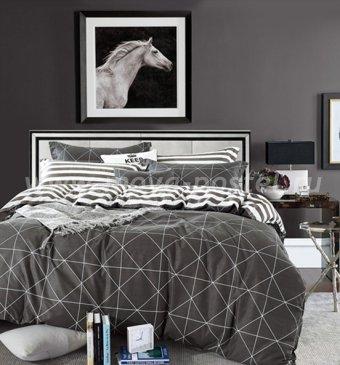 Постельное белье TPIG6-550 Twill евро 4 наволочки в интернет-магазине Моя постель