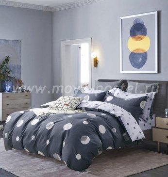 Twill 2 спальный TPIG2-756-50 (серый горох) в интернет-магазине Моя постель