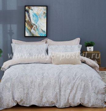Twill семейный TPIG5-754 (серо-бежевый) в интернет-магазине Моя постель