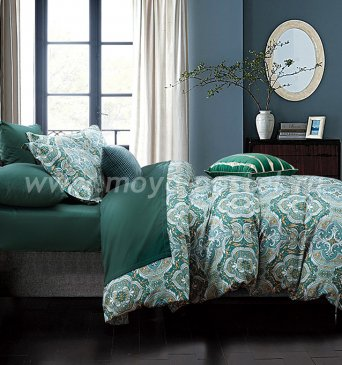 Кпб Египетский хлопок TIS07-135 евро 4 наволочки в интернет-магазине Моя постель