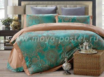 КПБ Cristelle Venice TJ112-32 Жаккард Семейный 2 наволочки в интернет-магазине Моя постель