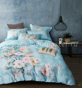 КПБ Tencel TT6-72 евро 4 наволочки в интернет-магазине Моя постель