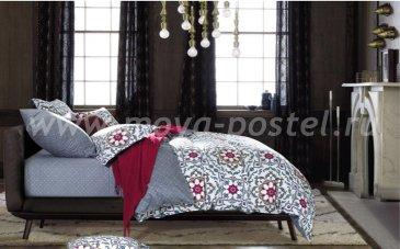 Кпб сатин 2 спальный (фрактальные узоры) в интернет-магазине Моя постель