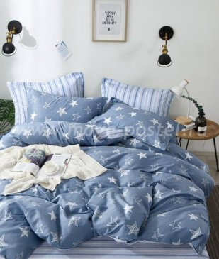 Постельное белье TPIG6-743 Twill евро 4 наволочки в интернет-магазине Моя постель