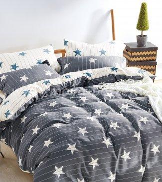 Кпб Фланель MOMAE12 Евро 2 наволочки в интернет-магазине Моя постель