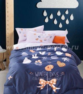 Кпб Фланель MOMAE43 Евро 2 наволочки в интернет-магазине Моя постель