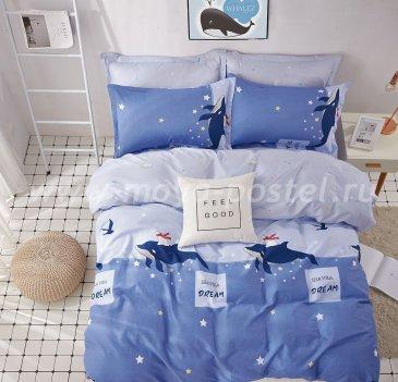 Постельное белье TPIG6-196 Twill евро 4 наволочки в интернет-магазине Моя постель