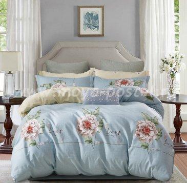 Постельное белье Twill TPIG6-198 евро 4 наволочки в интернет-магазине Моя постель