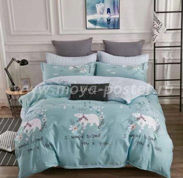 Постельное белье Twill TPIG6-225 евро 4 наволочки в интернет-магазине Моя постель