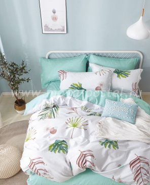 Постельное белье TPIG6-436 Twill евро 4 наволочки в интернет-магазине Моя постель