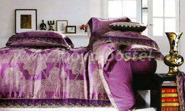 КПБ Жаккард TJ300-95/1  евро 4 наволочки в интернет-магазине Моя постель
