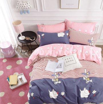 Постельное белье TPIG4-347 Twill полуторное в интернет-магазине Моя постель