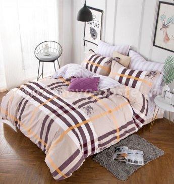 Комплект постельного белья TPIG2-439-50 Twill двуспальный в интернет-магазине Моя постель
