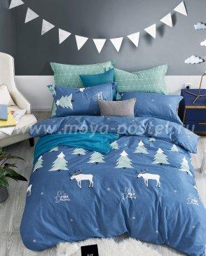 Постельное белье TPIG6-432 Twill евро 4 наволочки в интернет-магазине Моя постель