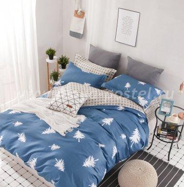 Постельное белье TPIG6-670 Twill евро 4 наволочки в интернет-магазине Моя постель