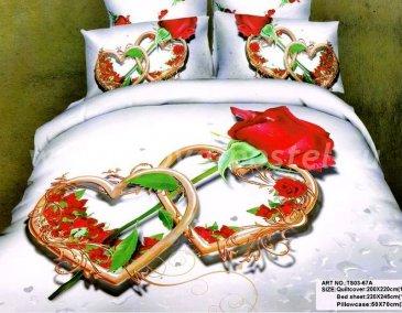 Покрывало Сатин-панно Tango 180/5-12 - интернет-магазин Моя постель