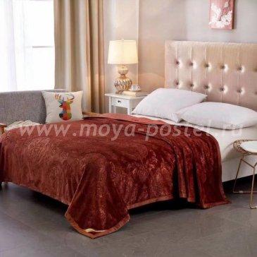 Плед Tango Brooklyn Термотеснение Евро в каталоге интернет-магазина Моя постель