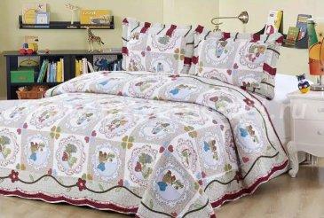 Покрывало Patchwork для детей midi - интернет-магазин Моя постель