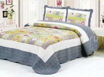 Покрывало Patchwork PW1822-64 детский midi - интернет-магазин Моя постель