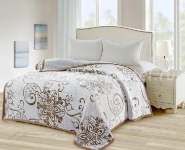 Плед микрофибра Tango Bicolor 3029-44 1,5-спальный в каталоге интернет-магазина Моя постель